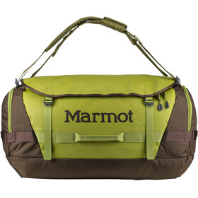 Marmot Long Hauler Duffel - Sac de voyage - X-Large vert/marron